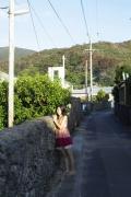 Umikas smile explodes on an island somewhere in the south! Kawashima Umika Swimsuit Gravure101