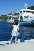Umikas smile explodes on an island somewhere in the south! Kawashima Umika Swimsuit Gravure146