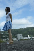 Umikas smile explodes on an island somewhere in the south! Kawashima Umika Swimsuit Gravure147