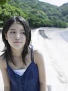 Umikas smile explodes on an island somewhere in the south! Kawashima Umika Swimsuit Gravure150