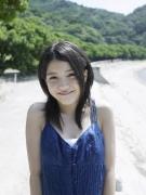 Umikas smile explodes on an island somewhere in the south! Kawashima Umika Swimsuit Gravure151