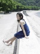 Umikas smile explodes on an island somewhere in the south! Kawashima Umika Swimsuit Gravure152