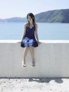 Umikas smile explodes on an island somewhere in the south! Kawashima Umika Swimsuit Gravure155