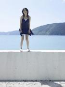 Umikas smile explodes on an island somewhere in the south! Kawashima Umika Swimsuit Gravure156