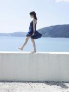 Umikas smile explodes on an island somewhere in the south! Kawashima Umika Swimsuit Gravure157