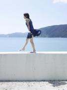 Umikas smile explodes on an island somewhere in the south! Kawashima Umika Swimsuit Gravure158
