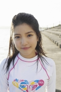 Umikas smile explodes on an island somewhere in the south! Kawashima Umika Swimsuit Gravure171