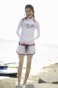Umikas smile explodes on an island somewhere in the south! Kawashima Umika Swimsuit Gravure173