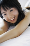 The smile of the ultimate beautiful girls angel explodes in Okinawa for the first time Rina Koike Swimsuit gravure026