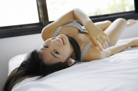 The smile of the ultimate beautiful girls angel explodes in Okinawa for the first time Rina Koike Swimsuit gravure032