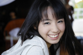 The smile of the ultimate beautiful girls angel explodes in Okinawa for the first time Rina Koike Swimsuit gravure035