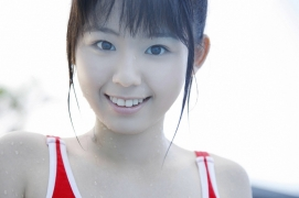 The smile of the ultimate beautiful girls angel explodes in Okinawa for the first time Rina Koike Swimsuit gravure043