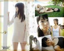 The smile of the ultimate beautiful girls angel explodes in Okinawa for the first time Rina Koike Swimsuit gravure050