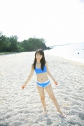 The smile of the ultimate beautiful girls angel explodes in Okinawa for the first time Rina Koike Swimsuit gravure069