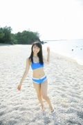 The smile of the ultimate beautiful girls angel explodes in Okinawa for the first time Rina Koike Swimsuit gravure070
