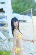 The smile of the ultimate beautiful girls angel explodes in Okinawa for the first time Rina Koike Swimsuit gravure074