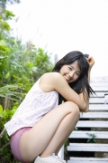 The smile of the ultimate beautiful girls angel explodes in Okinawa for the first time Rina Koike Swimsuit gravure096