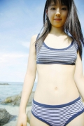 The smile of the ultimate beautiful girls angel explodes in Okinawa for the first time Rina Koike Swimsuit gravure104