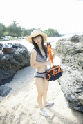 The smile of the ultimate beautiful girls angel explodes in Okinawa for the first time Rina Koike Swimsuit gravure116