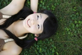 The smile of the ultimate beautiful girls angel explodes in Okinawa for the first time Rina Koike Swimsuit gravure119