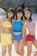 Manami Kurose Ayaka Ikezawa Yuko Masumoto Swimsuit Gravure001