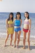 Manami Kurose Ayaka Ikezawa Yuko Masumoto Swimsuit Gravure015