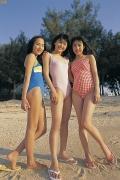 Manami Kurose Ayaka Ikezawa Yuko Masumoto Swimsuit Gravure029