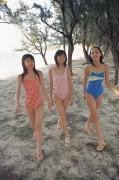 Manami Kurose Ayaka Ikezawa Yuko Masumoto Swimsuit Gravure031