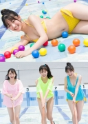 Yuna Mitsuno Suzuka Tsukada Yui Tatenuma Swimsuit Gravure004