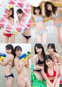 Yuna Mitsuno Suzuka Tsukada Yui Tatenuma Swimsuit Gravure009