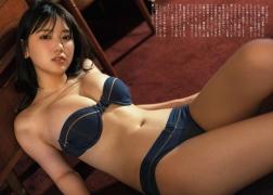 Aika Sawaguchi Swimsuit Gravure007