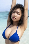 Rio Teramoto swimsuit gravure bikini image 18 year old beautiful girl everlasting summer beach part 1024