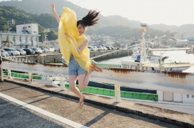 STU48 Chiho Ishida Impressive First BIKINI004