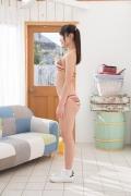 Miyamaru walnut border bikini k004