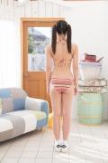 Miyamaru walnut border bikini k005