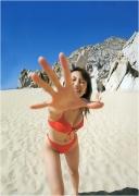 Anzu Sayuri swimsuit gravure bikini image summer vacation001