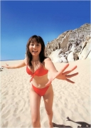 Anzu Sayuri swimsuit gravure bikini image summer vacation003