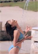 Anzu Sayuri swimsuit gravure bikini image summer vacation004