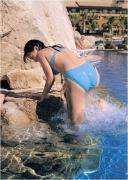 Anzu Sayuri swimsuit gravure bikini image summer vacation015