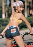 Anzu Sayuri swimsuit gravure bikini image summer vacation019