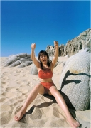 Anzu Sayuri swimsuit gravure bikini image summer vacation026