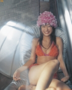 Risa Kudo gravure swimsuit image A lovely smiling idol adult actress028