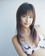 Risa Kudo gravure swimsuit image A lovely smiling idol adult actress032