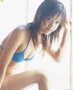 Risa Kudo gravure swimsuit image A lovely smiling idol adult actress033