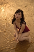 Chika Yamane gravure swimsuit image Rookie who is also paying attention to the corner world is gravure012