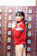 Chika Yamane gravure swimsuit image Rookie who is also paying attention to the corner world is gravure015