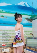 Chika Yamane gravure swimsuit image Rookie who is also paying attention to the corner world is gravure021
