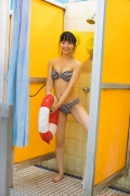 Chika Yamane gravure swimsuit image Rookie who is also paying attention to the corner world is gravure024