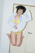 Natsuo Sawada Gravure swimsuit image 16yearold heart rate First swimsuit shooting014