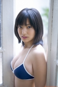 Natsuo Sawada Gravure swimsuit image 16yearold heart rate First swimsuit shooting025